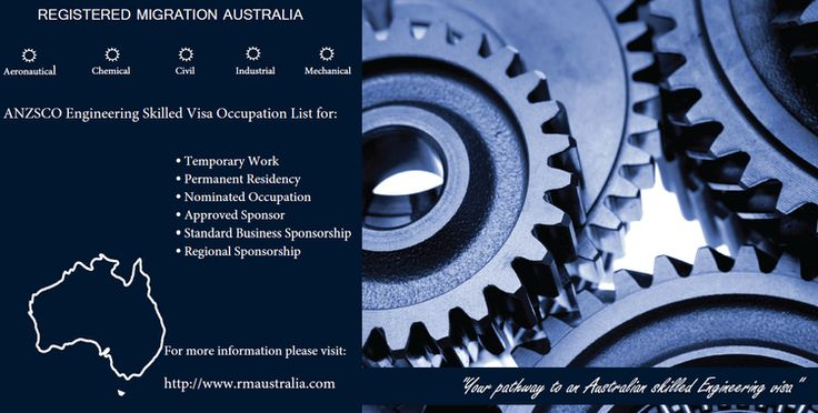 Australia recognises the value of Engineers, contact us for Engineering assessment criteria and information for engineers wishing to migrate to Australia on an Australian skilled working visa.