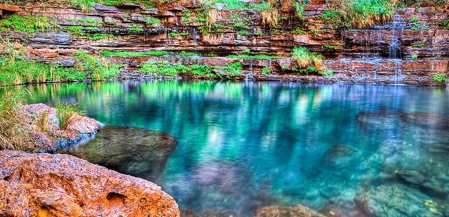 Circular Pool, Karijini National Park | Western Australia