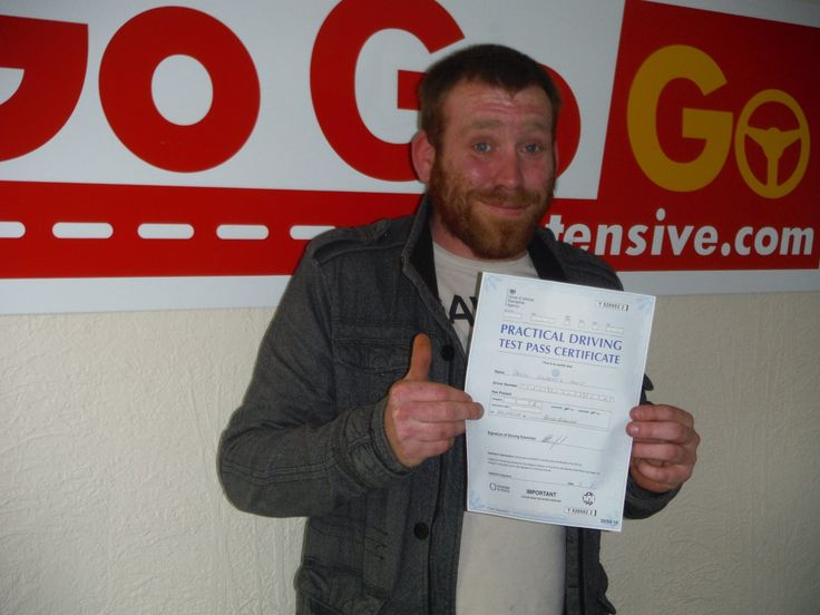 First clean sheet the examiner had seen in 11 years.Congratulations to Drew Feast who passed his practical test first time with no faults. Drew attended our intensive driving course where we fast track your practical test and pre book your theory test saving months of waiting. To check out how he did it click here www.gogogointensive.com