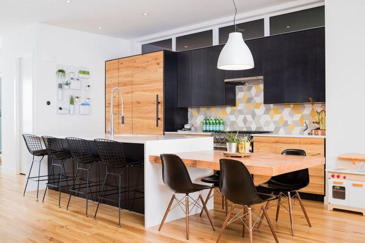 дневник дизайнера: Project b95 - современный частный дом в Калгари
