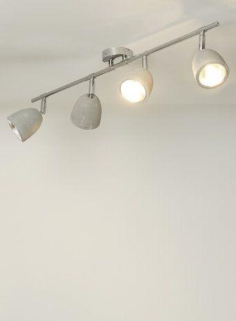 Lena 4 Light Bar Spotlights