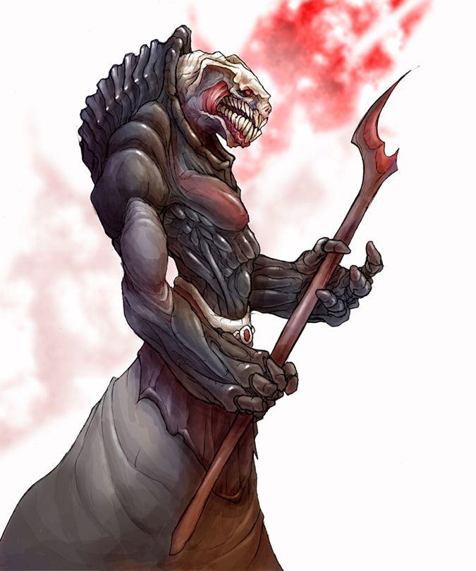 "Mystery 80s Character by MurderousAutomaton.deviantart.com on @deviantART - ""Hordak from She-Ra"""