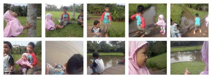 Natutal walk ke taman Angsa