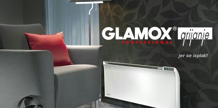 Adax Nederland VS Glamox  TPA in showroom