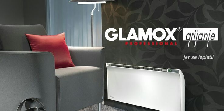 Adax Nederland VS Glamox  TPA in showroom
