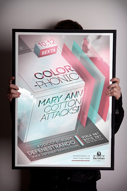 Poster Colorphonic + M.A.C.A. by luciano_costa, via Flickr