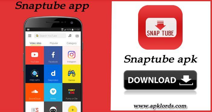 Snaptube app snaptube youtubedownloader snaptubemod