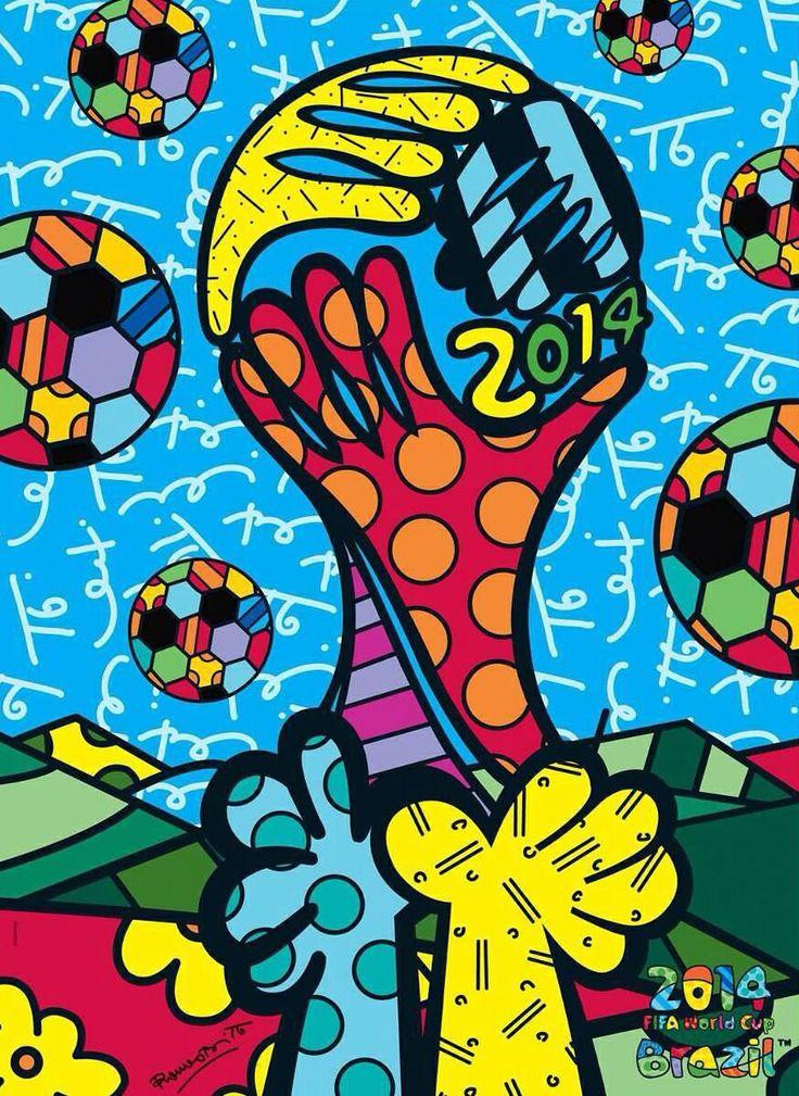 Romero Brito e a Copa 2014