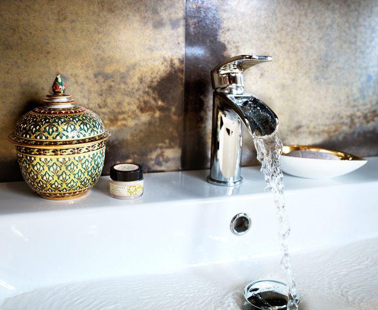 Bathroom. Photo: Karl Anderson/Sköna hem