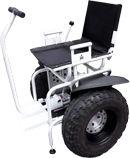 Blumil x2 (tweewielige elektrische rolstoel gebaseerd op de Segway.)