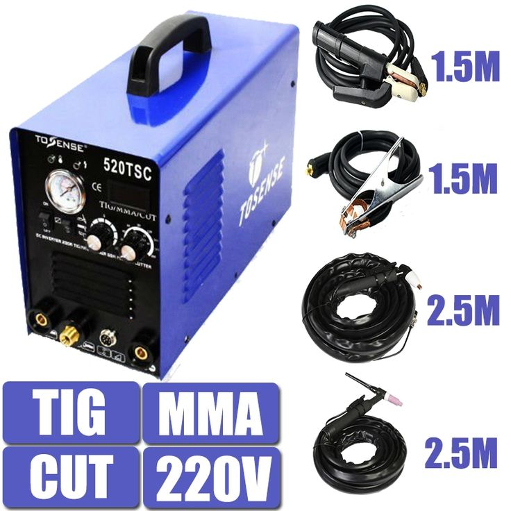 474.05$  Buy here - 3 In 1 Multifunction Welding Machine 520TSC 220V Single Phase 200A TIG 50A CUT 200A MMA Plasma Welder Inverter DC Factory price  #aliexpress