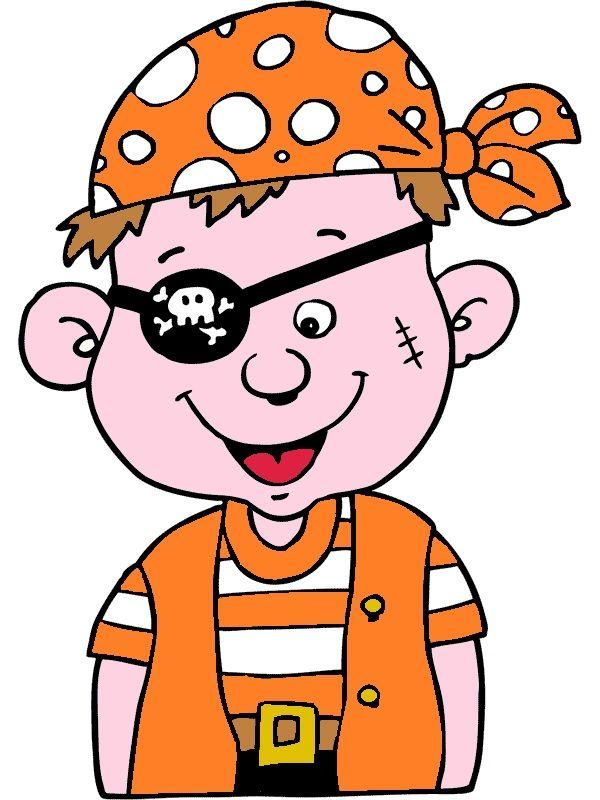 piraat  oranje
