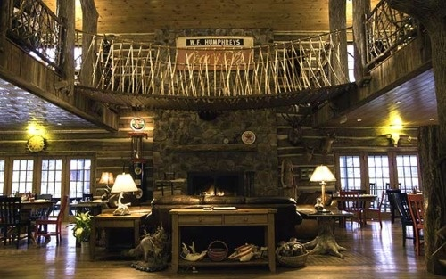 Who has a rope bridge in their house? awesomeness.