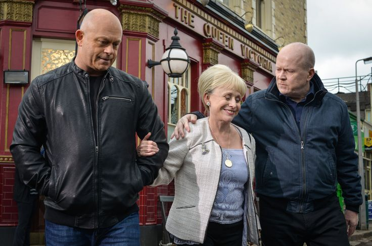 The EastEnders cast name their favourite Peggy Mitchell moments - discover the choices of Danny Dyer Letitia Dean June Brown and many more