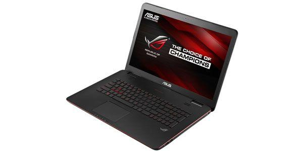 Asus G771JM-T4039D – laptop de gaming Republic of Games