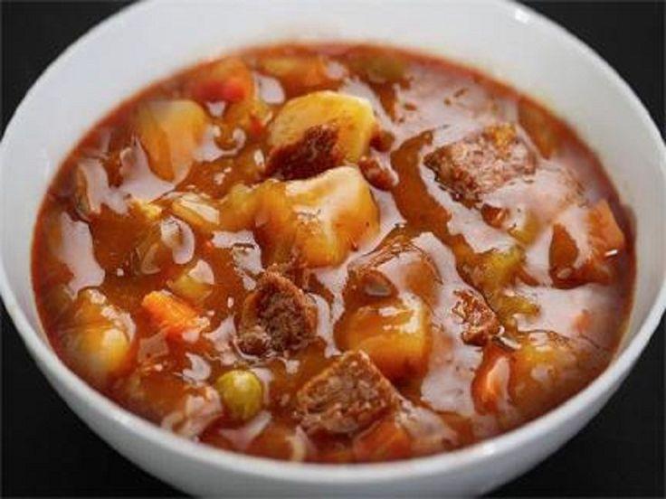 Kitchen Bouquet Beef Stew Recipe