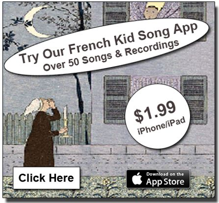 French Children's Songs - France - Mama Lisa's World: Children's Songs, Nursery Rhymes and Traditional Music from Around the World