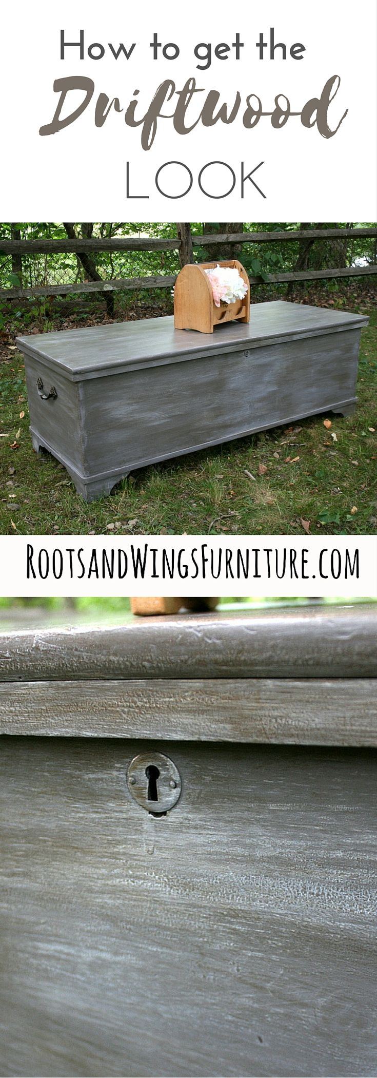 diy furniture refinishing projects. How To Get The Driftwood Look. Furniture UpdateRefurbished FurnitureFurniture RefinishingFurniture ProjectsDiy Diy Refinishing Projects