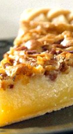 USS Missouri Buttermilk Pie Recipe