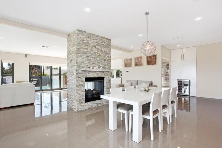 Private owner-built residence - dining