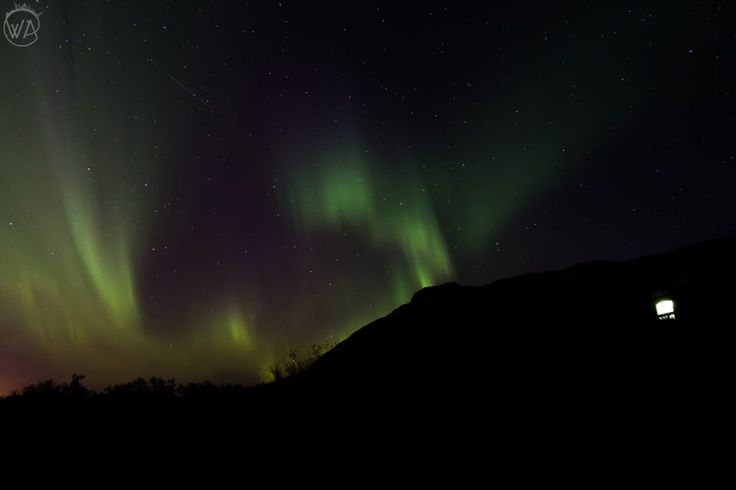 Northern lights in Iceland, what an amazing experience!