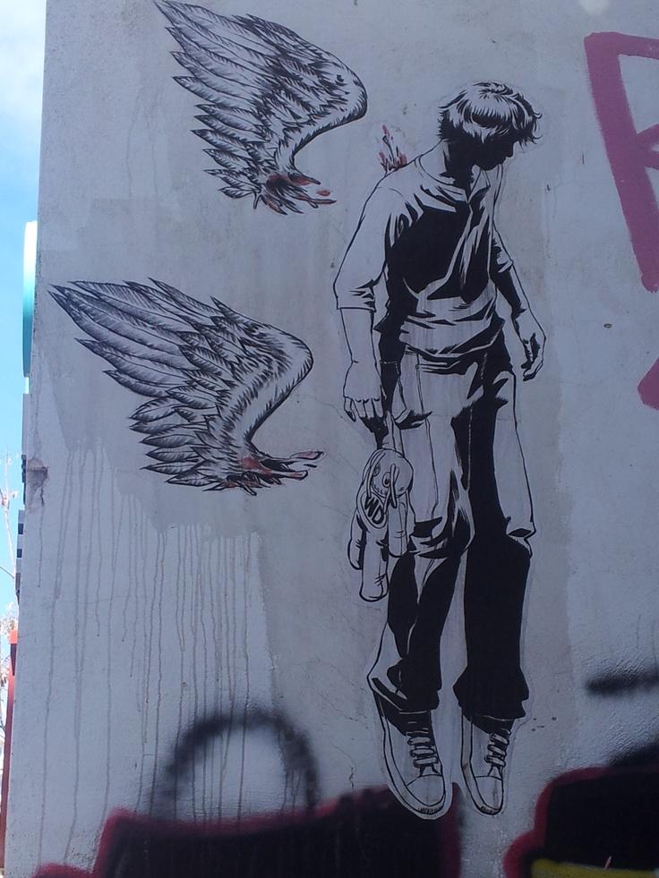 athens streetart