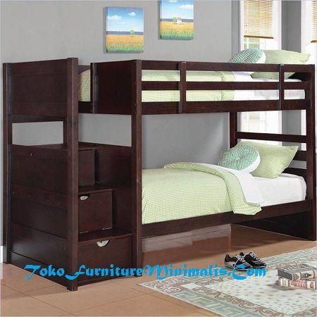 Ukuran Ranjang Tingkat Minimalis Jati Ukuran tempat tidur tingkat minimalis jati ini dengan panjang tempat tidur 200cm dan tinggi tempat tidur 180cm lebar tempat tidur 120cm.None