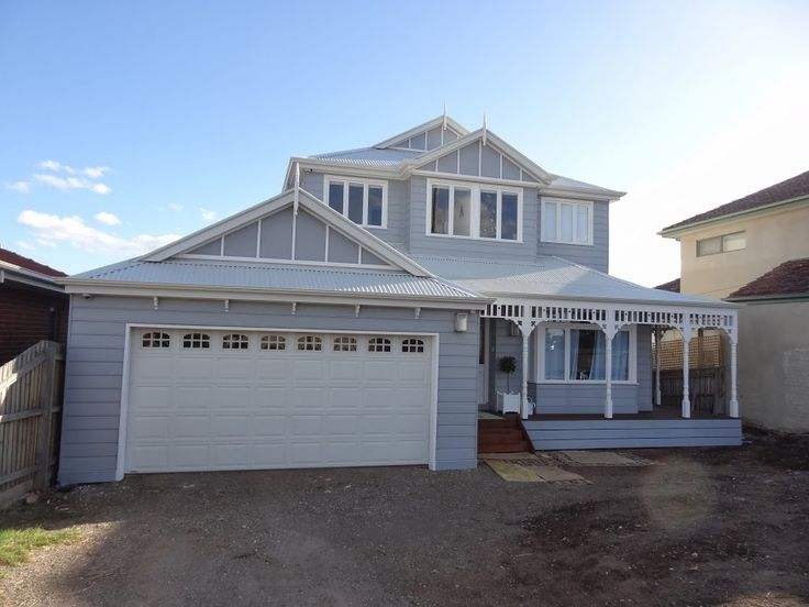 View topic - Classic style weatherboard Melb - front landscaping 1 yr on • Home Renovation & Building Forum