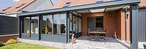 Pergola: les pergolas aluminium et les abris de terrasse sur mesure   AKENA Vérandas