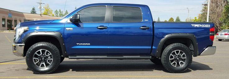 2015 Tundra, 285/75-18 with Flares | 2015 Toyota Tundra | 2015 toyota tundra, Toyota tundra, Toyota