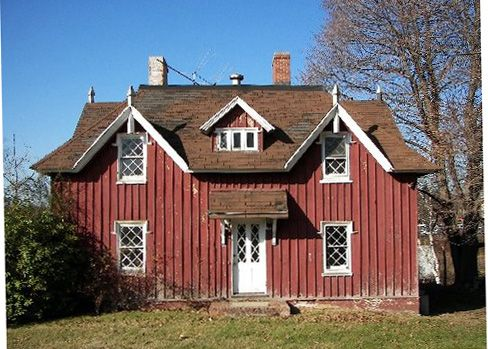 78 images about barns on pinterest old houses antiques for Gothic revival homes for sale