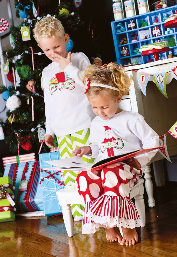 14 Best Holiday Pajamas For Kids Images On Pinterest