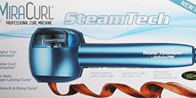 BaBylissPRO Nano Titanium Miracurl Steamtech Professional Curl Machine  Babyliss pro nano miracle steamtech pro curl machine.  http://www.hairanbeauty.com/babylisspro-nano-titanium-miracurl-steamtech-professional-curl-machine/