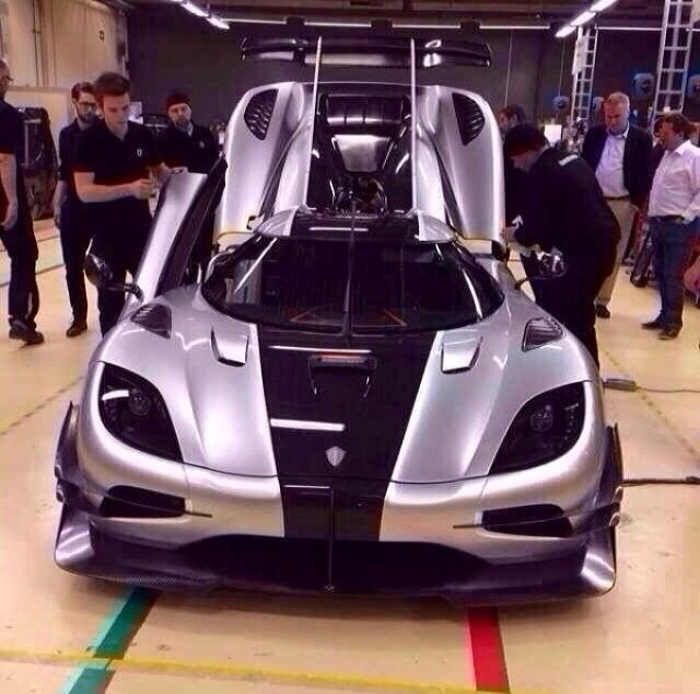 exclusive leaked pictures of the koenigsegg agera one1 click on the link