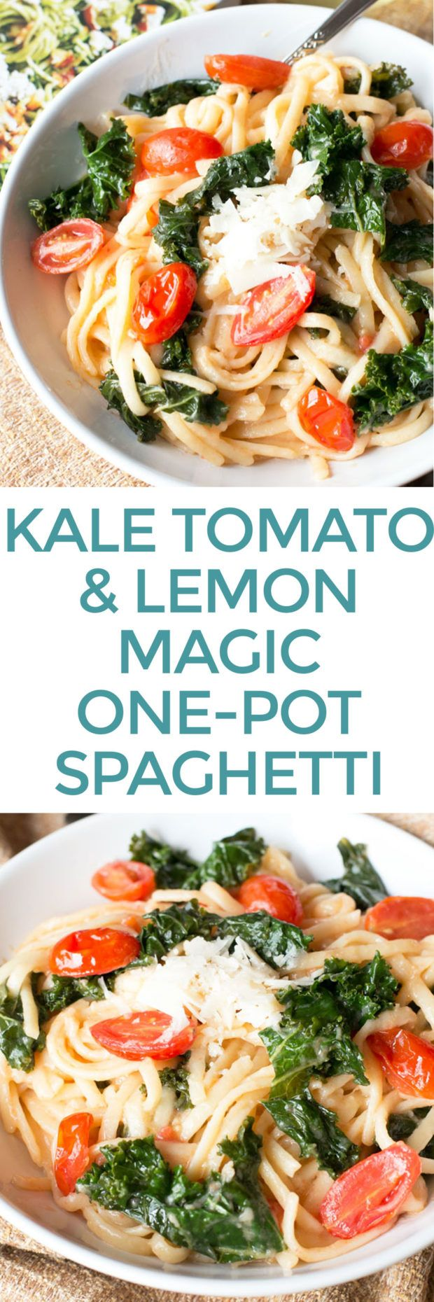 Cookbook Review: A Modern Way to Cook + Kale, Tomato, and Lemon Magic One-Pot Spaghetti – Cake 'n Knife