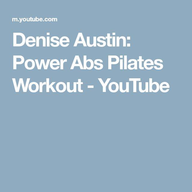 Pilates Mat Class Youtube: Best 25+ Pilates Workout Ideas On Pinterest