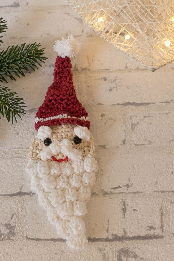 42 besten Noël Bilder auf Pinterest | Stricken und häkeln, Häkeln ...
