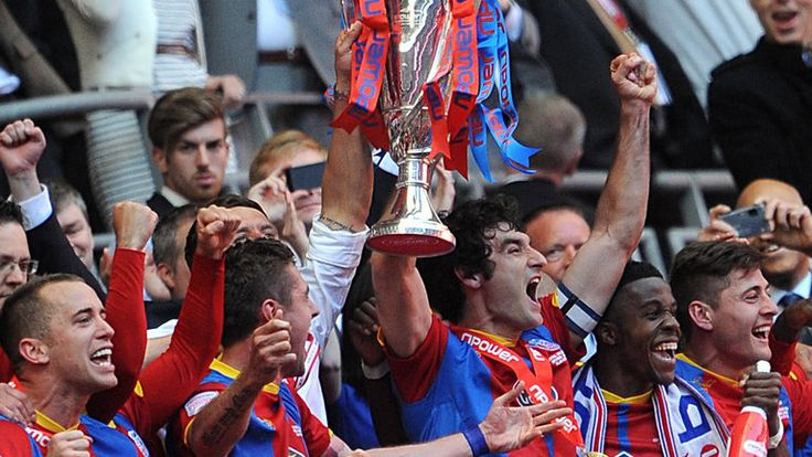 Crystal Palace v Watford - Championship Play Off Final - Wembley #cpfc