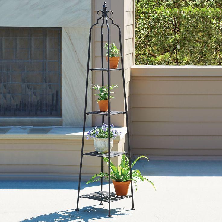 62 best images about garden decor on pinterest gardens. Black Bedroom Furniture Sets. Home Design Ideas