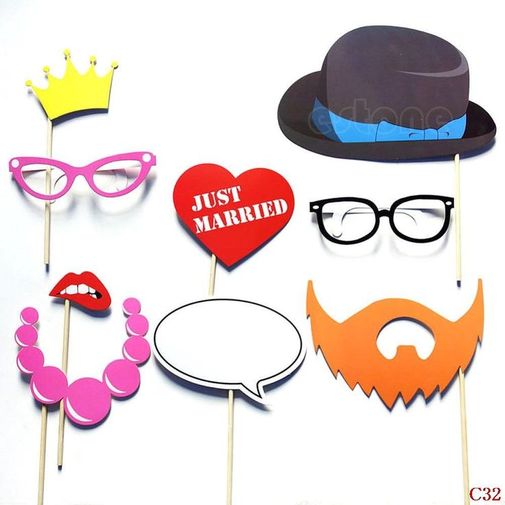 Free shipping DIY Wedding Birthday Party Masks Photos Booth Props Mustache On A Stick FavorC32 on Aliexpress.com | Alibaba Group