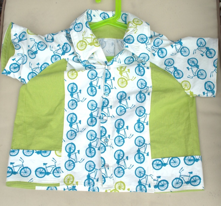 Boy, Oh Boy, Oh Boy: The Henry Shirt