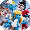The Smurfs 2 Coloring Pages to online paint and black and white pictures for free coloring, The Smurfs 2 coloring pages to color now!