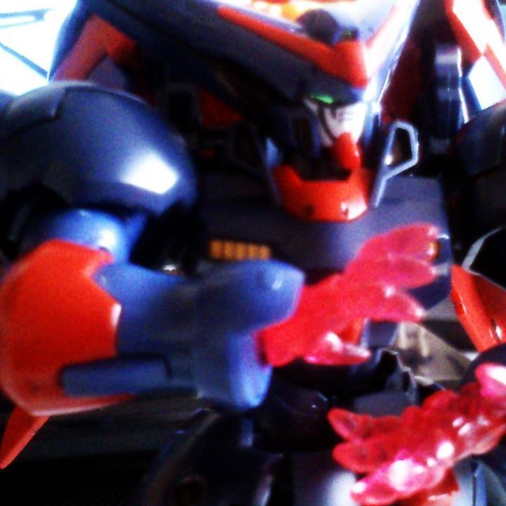 Master Gundam, 1/144 HG