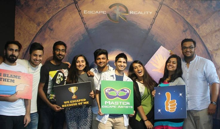 THIS INCREDIBLE TEAM PLAYED BANK JOB AND JUNGALA, AND BOTH TEAMS SUCCESSFULLY ESCAPED TOO! NICELY DONE ���� BOOK NOW AT: www.escapereality.com/leicester  #leicester #social #entertaintment #escaperoom #escapereality #happy #puzzle #escape #friends #family #amazing #horror #games #adventure #student #hostel #alcatraz #jungala #sairento #bankjob #enigmista #escapereality http://butimag.com/ipost/1554527039071275864/?code=BWSyhsVlUtY