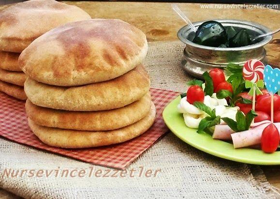 Pita Ekmegi Tarifi | Yemek Tarifleri