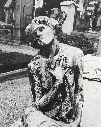 andré chabot - érotique du cimetière