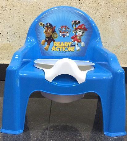SILLA ORINAL PATRULLA CANINA PARA NIÑOS PEQUEÑOS- ORINAL PAW PATROL BEBES, IndalChess.com Tienda de juguetes online y juegos de jardin