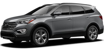 2015 Hyundai Santa Fe - Overview | Hyundai