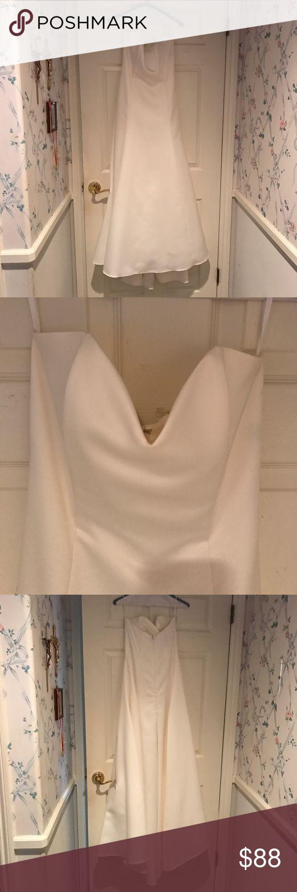 Spotted while shopping on Poshmark: Jessica McClintock Wedding Gown! #poshmark #fashion #shopping #style #Jessica McClintock #Dresses & Skirts