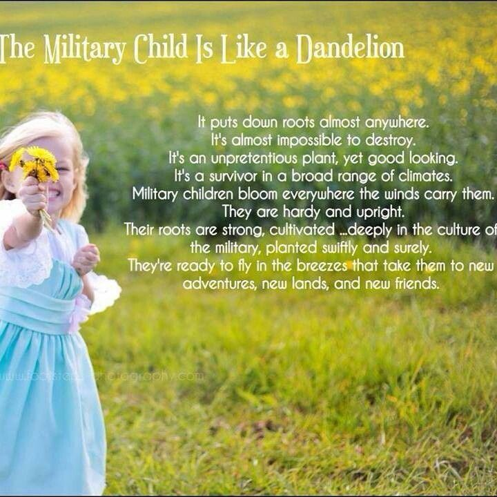 Military Father Daughter Quotes: I'm So Proud Of My Military Kids. They Are So Resilient